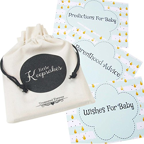 Baby Shower Cartes de prédiction, Wishes & Parenthood...