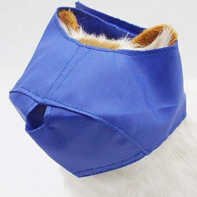 Fliyeong Breathable Muzzle Cat Sleeping Mask Anti Biting Anti Chewing Durable Pet Muzzle Mask Pet Supplies 1PCS from Fliyeong
