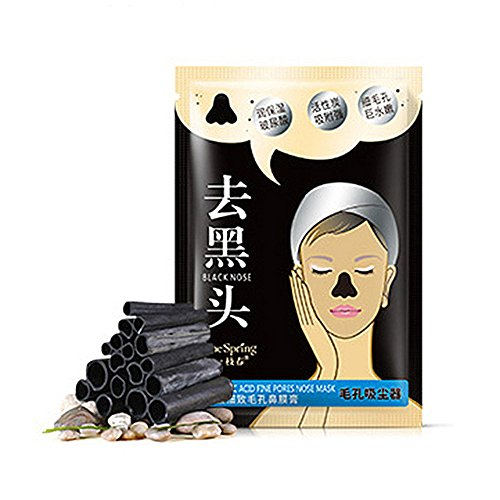LianLe®1PCS Patches contre les points noirs Nose Strip