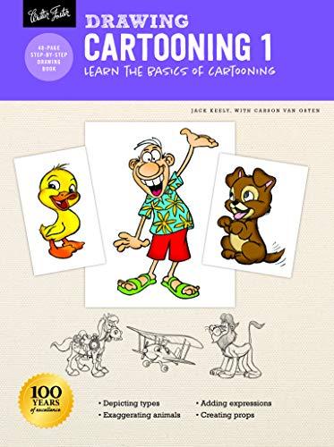 Cartooning: Learn the Basics of Cartooning