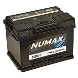 065 Numax Autobatterie 12V 53AH