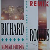 Richard Rogers - Can't Stop Loving You (Remix) - BCM Records (UK) Ltd. - BCM 450 R, BCM Records - BCM 14450