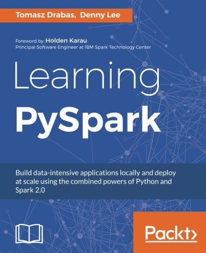 Learning PySpark por Tomasz Drabas