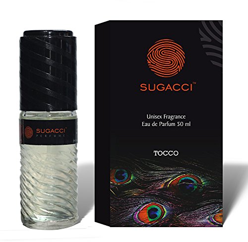 Sugacci Tocco Eau de Parfum for Men and Women - Unisex Perfume with International Fragrance - 50 ml