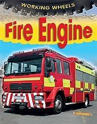 Fire Engine (Working Wheels)