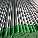 10x WOLFRAM ELEKTRODEN Wolframelektrode Wolframelektroden W GRÜN 2,4x175 mm