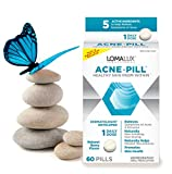Best Acne Pills - Loma Lux Laboratories Acne Pill - 60 Count Review