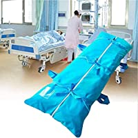 HGFLYL Bolsa para cadáveres desechable Bolsa para cadáveres de Relleno Impermeable Bolsa para cadáveres Hospital Morgue Transporte para Muertos, cadáver de Emergencia