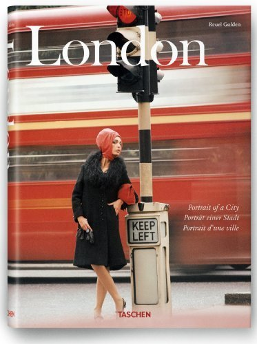 London. Portrait of a City by Golden, Reuel (2012) Hardcover