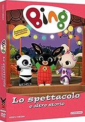 Idea Regalo - Bing - Lo Spettacolo e Altre Storie - DVD con Sorpresa