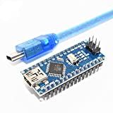 easy electronics Arduino Nano V3 with USB Cable