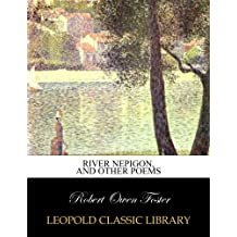 River Nepigon, and other poems