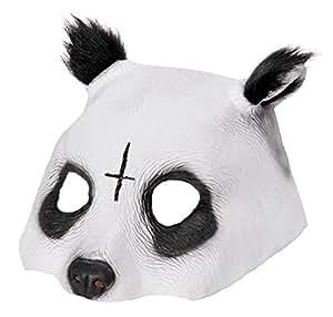 Le masque resserrant pour la personne après 20