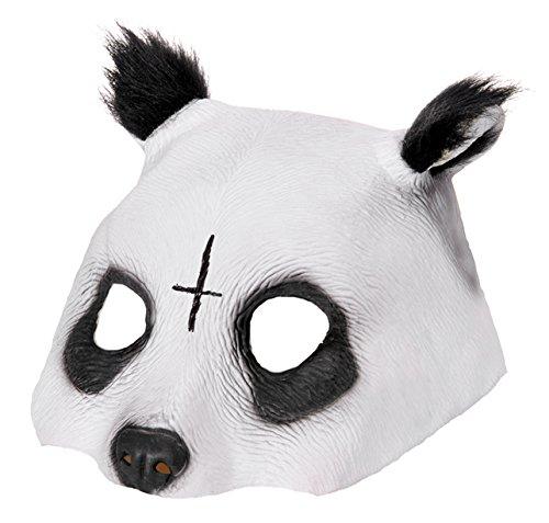 Träne (Maske Panda)