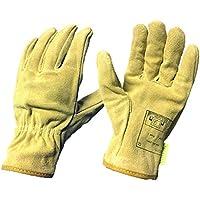 Dsstyle adulto guanti di saldatura elettrica resistenza all  usura  antiscivolo lavoro di guida guanti in 84b6abadda67
