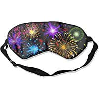 Wonderful Fireworks Artistic Illustration Sleep Eyes Masks - Comfortable Sleeping Mask Eye Cover For Travelling... preisvergleich bei billige-tabletten.eu