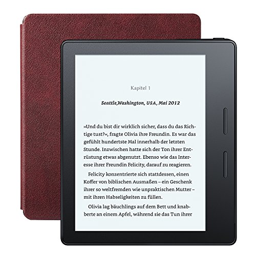 Kindle-Oasis-eReader-mit-Ladehlle-aus-Leder-15-cm-6-Zoll-hochauflsendes-Display-300-ppi-mit-integrierter-Beleuchtung