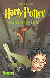 Harry Potter, Band 5: Harry Potter und der Orden des Phönix