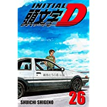 Initial D Vol. 26 (comiXology Originals)