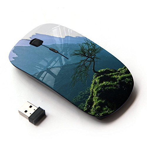 xp-tech-optical-24g-wireless-mouse-mice-for-pc-computer-laptop-landscapes-nature-valleys