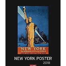 New York Poster - Kalender 2018