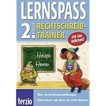 Lernspass - Rechtschreib-Trainer 2. Klasse (PC+MAC)