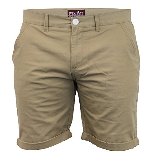 Mens Chino Shorts By Threadbare