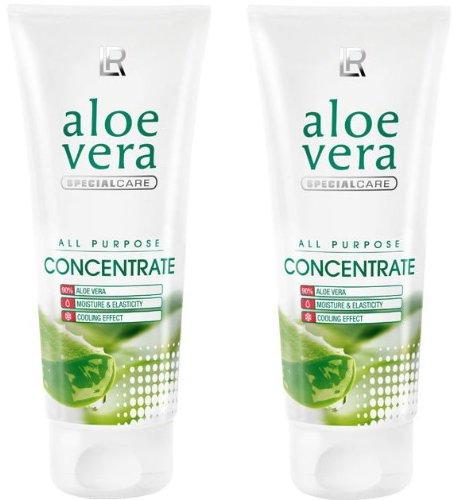 1a LR 20001 Aloe Vera Set (90%) CONCENTRATE GEL --- 2x 100ml