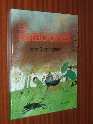 Estaciones, Las por John Burningham