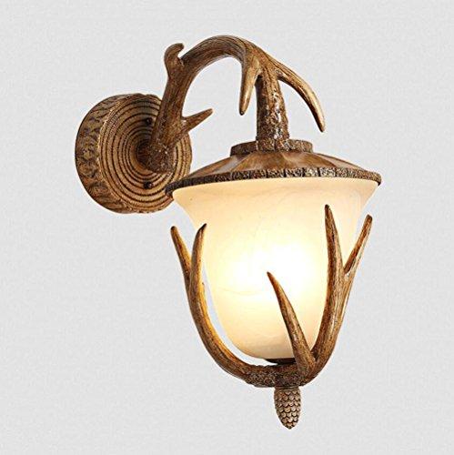 ZT Lámparas de pared piñones personalidad LED Iluminación pantalla de lámpara Industrial...
