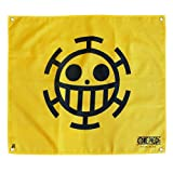 ABYstyle One Piece Bandiera Trafalgar Law per Adulti, 50x60 cm ABYDCT005