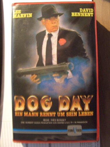 Bild von Dog Day - Ein Mann rennt um sein Leben [VHS]