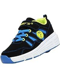 Adingshine Ninos Zapatos con Ruedas