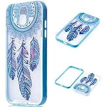 Funda para Samsung J2 de Cozy Hut®, flexible, realizada en gel de poliuretano termoplástico, ultra fina, anti-arañazos, a prueba de golpes