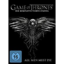 Coverbild: Game of Thrones - Die komplette vierte Staffel