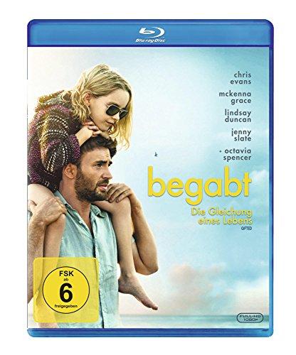 Begabt - Die Gleichung eines Lebens [Blu-ray] hier kaufen