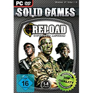 Solid Games Reload Outdoor Action – [PC]