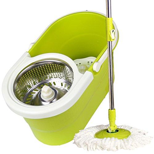 Rotazione automatica mop bucket per risparmiare tempo al doppio di