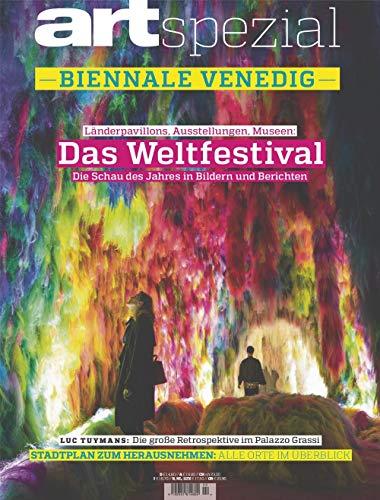 "art Spezial 2/2019 \""Das Weltfestival\"""