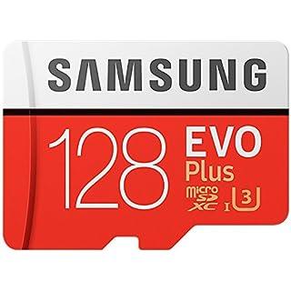 Samsung Evo PLUS/MC64G 128GB microSDXC Class 10 UHS-I Memory Card