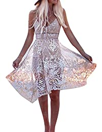 Amazon.it  Hibote - Vestiti   Donna  Abbigliamento 35752aee59e