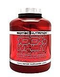 SCITEC 100% Whey Protein Profes - 2350 g - PistaBrittleVan