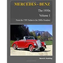 MERCEDES-BENZ, The 1950s, Volume 1: W136, W187, W186, W188, W189