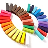 Haarkreide-Set mit 36 Farben für den Heimgebrauch
