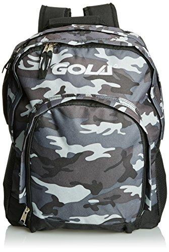 Gola  Army 2, Sac garçon Gris - Camouflage gris