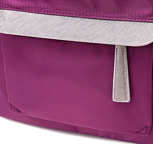 Remeehi zaino borsa, Rose Red (rosso) - JXQ0834-5 Purple