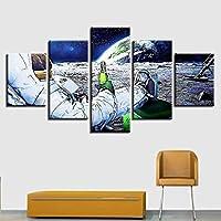 1. Des impressions photo haute résolution sur des toiles aux couleurs vives sur des toiles fortes et de grande qualité pour créer l'apparence de la nature et du chef-d'oeuvre originaux.  2. Les photographies sont imprimées sur une toile de haute qual...