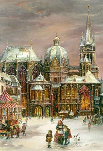 """Adventskalender """"Aachen Dom"""""""
