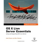 Apple Pro Training Series: OS X Server Essentials 10.9: Using and Supporting OS X Server on Mavericks by Arek Dreyer (26-Dec-2013) Paperback