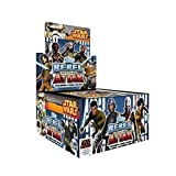 Topps Star Wars Rebel Attax Serie 1 - Booster Display (50x5 Karten)